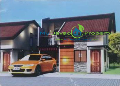 Cecilio House Model, Las Casas de Maria, Affordable Housing in Davao, Low Cost Housing in Davao, Davao Subdivisions, Buhangin, Cheap Housing, Economical Housing, low-price Housing, Inexpensive Housing, 2-Storey