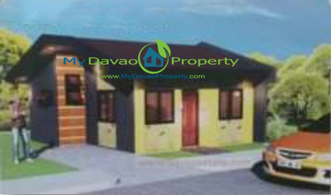 Maria House Model, Las Casas de Maria, Affordable Housing in Davao, Low Cost Housing in Davao, Davao Subdivisions, Buhangin, Cheap Housing, Economical Housing, low-price Housing, Inexpensive Housing, Bungalow, Single Attached