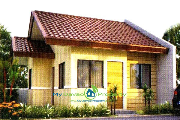 Chico House Model, The Prestige Subdivision, Affordable Housing in Davao, Low Cost Housing in Davao, Davao Subdivisions, Buhangin, Cheap Housing, Economical Housing, low-price Housing, Inexpensive Housing, Single Attached