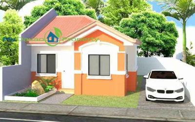 House and Lot for Sale – Gardenia Model House-Apo Highlands Subdivision Davao City