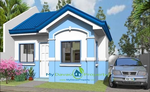 Apo Highlands Subdivision – Cattleya Model House (Single Attached-Bungalow)