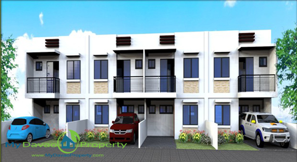 Apo Highlands Subdivision – Melchora Model House (Townhouse)