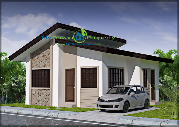Crestview homes model house helena d single detached for Cheap model homes