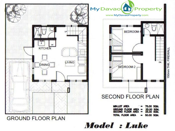 The prestige subdivision cabantian davao city luke for Subdivision house plans