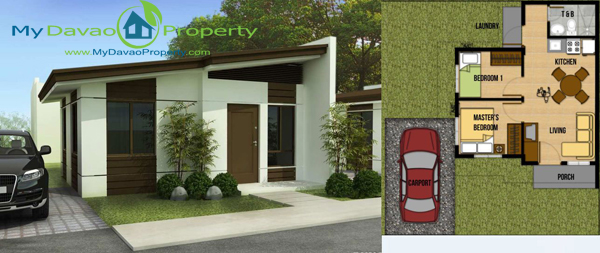 Aspen Heights Subdivision Carmina Model Single Attached