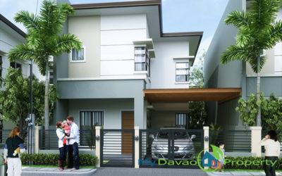 Matthew House and Lot at Granville Crest – Catalunan Pequeño, Davao City