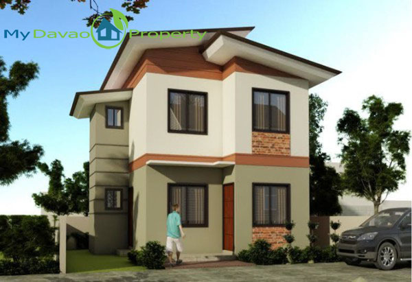 Middle Cost Housing, Middle Cost Housing, Davao Property, Davao Properties, Davao Houses, Davao Subdivision, Davao City House and Lot, My Davao Property, mydavaoproperty.com, Hidalgo Homes Logo, Lopez Jaena Model House, Two Storey House