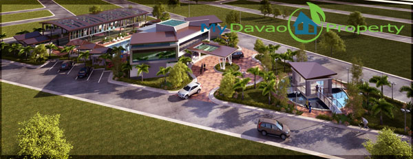 Oakridge Residential Estate Indangan, Mid Cost Housing, Davao Property, Davao Properties, Davao Houses, Davao Subdivision, Real estate in Davao City, Davao City House and Lot, My Davao Property, mydavaoproperty.com, Amenities, Swimming Pool, Basketball Court, Tennis Court