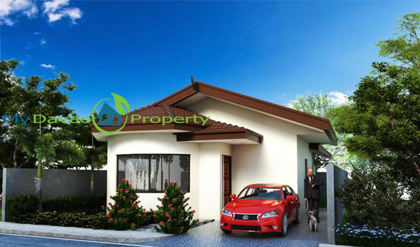 Oakridge Residential Estate Indangan, Mid Cost Housing, Zinnia Model House, Bungalow, Davao Property, Davao Properties, Davao Houses, Davao Subdivision, Real estate in Davao City, Davao City House and Lot, My Davao Property, mydavaoproperty.com
