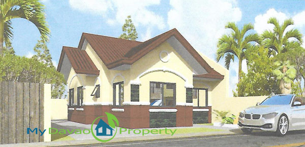 Low Cost Housing, Davao Subdivisions, Cheap Housing, Economic Housing, Low-price Housing, Inexpensive Housing, Socialized Housing, Affordable Housing, Davao City, My Davao Property, mydavaoproperty.com, Bungalow, Single Detached, Bungalow, Apo Highlands Subdivision, Catalunan Grande, Floor Plan