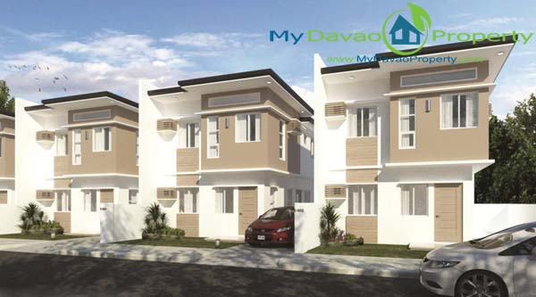 The Diamond Heights Subdivision Davao, Davao High-end Housing, House and Lot in Communal Buhangin, House and Lot Near Davao Airport, house and lot package,pag-ibig financing,for sale,brand-new, davao real estate properties for sale,house and lot for sale in davao, Florentine, Single Attached Townhouse
