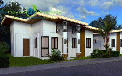 Greenwoods Subdivision – Eden Standard Bungalow at Mintal, Davao City