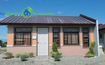 Low Cost House and Lot at Deca Homes Talomo, Davao City