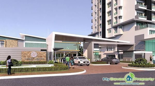 Legacy Leisure Residences, Davao Condominium, Maa Road, Davao City, MyDavaoProperty, My Davao Property, Mixed-Use Condominium, Entrance Gate