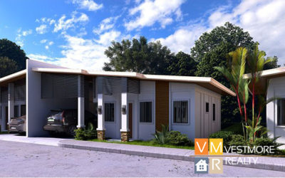 Greenwoods Subdivision Low Cost Housing at Mintal, Davao City