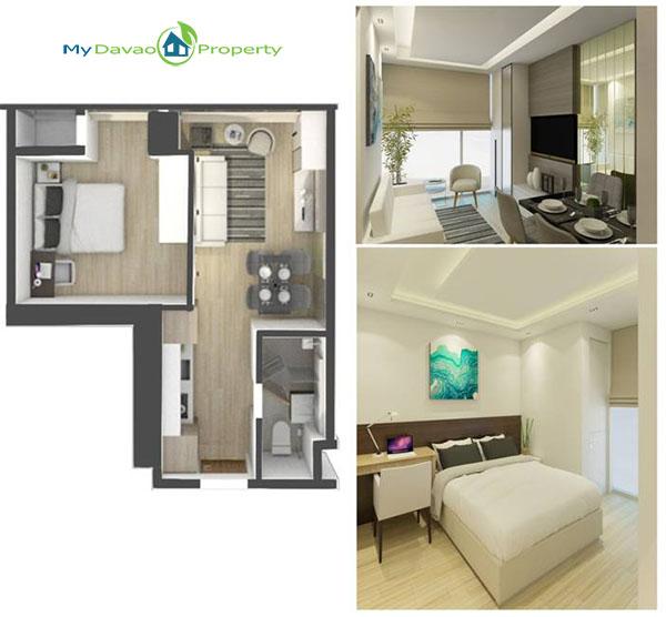 Aeon Bleu, Davao Condominiums, Davao Housing, Davao Real Estate Investment, Davao Real Estate Properties, Davao Properties for Sale, Davao Condominiums for Sale, Davao Homes, Davao City Investments, Davao City Properties, Davao City property, My Davao Property, 1 Bedroom Unit